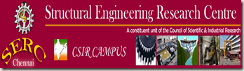 SERC Structural Engineering Research Centre