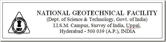 National Geotechnical Facility