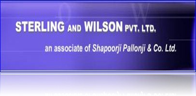 Sterling And Wilson Pvt Ltd