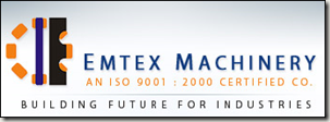 Emtex machinery