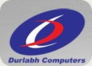 Durlabh Computers noida logo