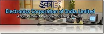 ECIL Electronics Corporation of India Ltd.