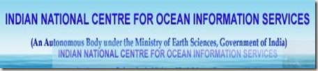 INCOIS Indian National Centre for Ocean Information Services