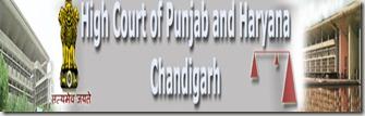 High Court of Punjab and Haryana