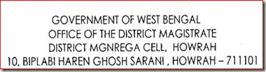 Govt. of West Bengal-Howrah District