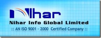 Image result for Nihar Info Global Careers 2016